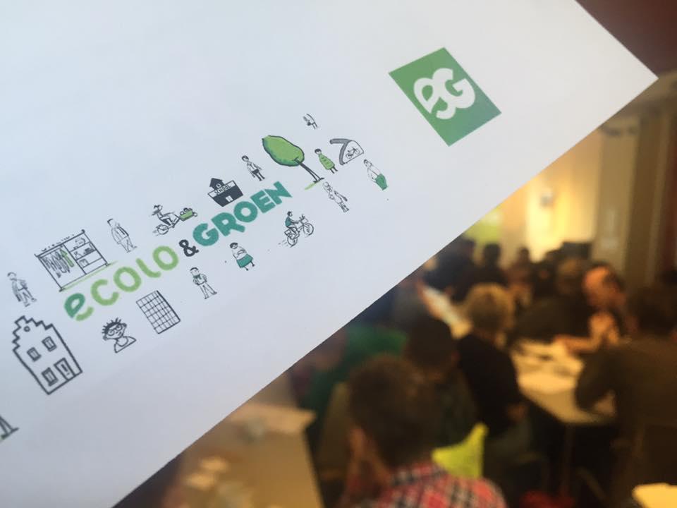 19 juin 2016: Ecolo et Groen, ensemble pour Bruxelles