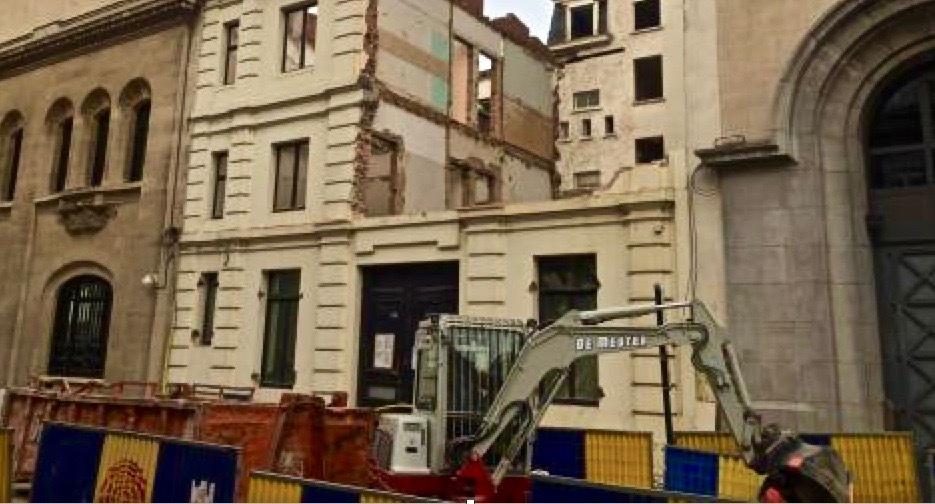 La sauvegarde du patrimoine bruxellois subit un coup dur
